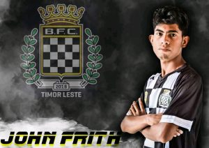 John Frith, Boavista FC Timor