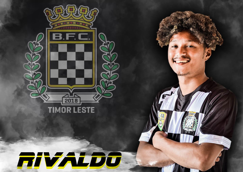 Rivaldo Correia